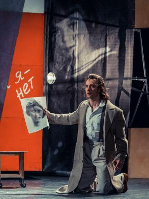 Театр виктюка запрет на пропаганду гомосексуализма