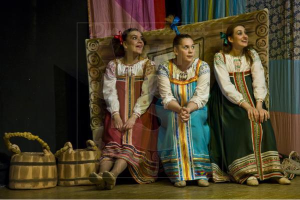 Афиша театра вернадского 13 афиша концертов хора сретенского монастыря
